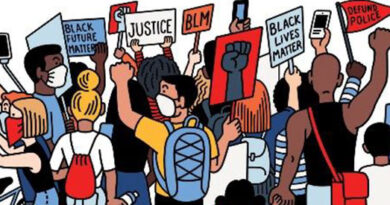 Fairlawn Black Lives Matters header