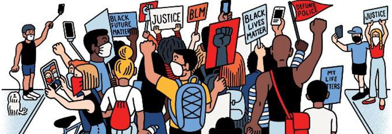 Fairlawn Black Lives Matters header