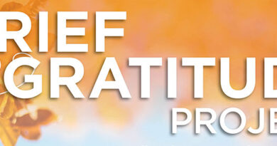 grief and gratitude header