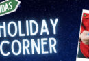 Holiday Corner header