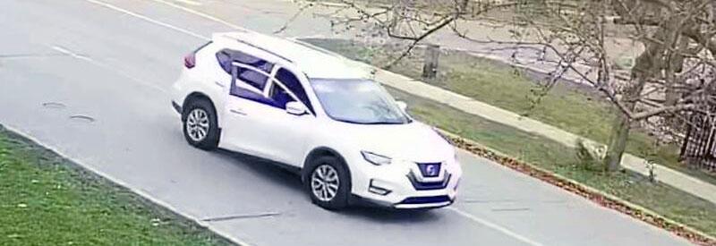 suspicious incident in car