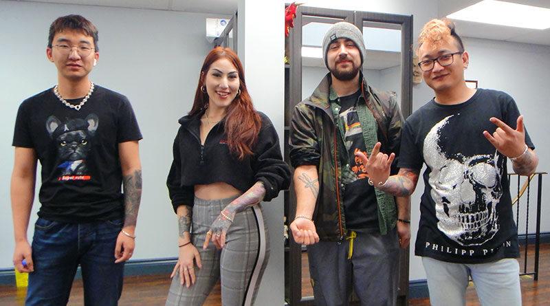 Pine Ink staff