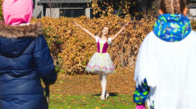 Halloween Quest dancer