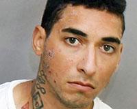 photo of robbery suspect