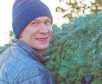 xmas tree pickup thumb