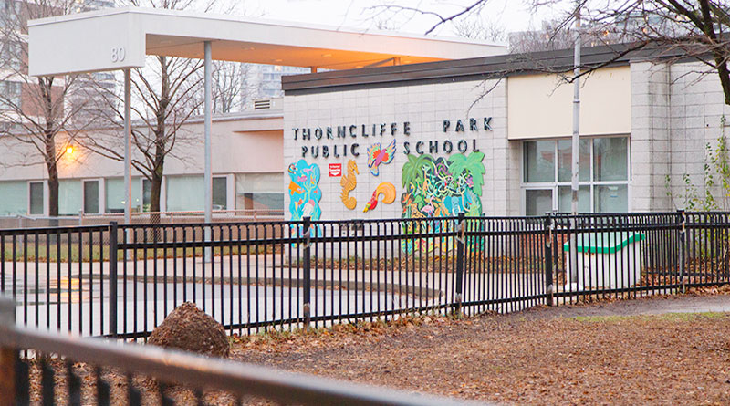 Thorncliffe first of school closures