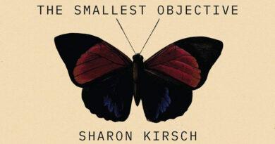 Detail of memoir cover