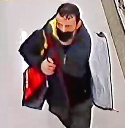 Police image of man in assault with weapon case
