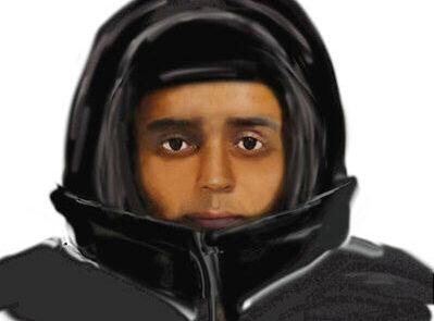 composite image of suspect