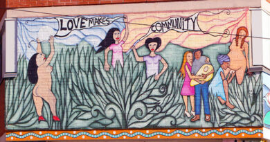 Church Street mural