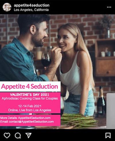 Appetite 4 Seduction inbstagram