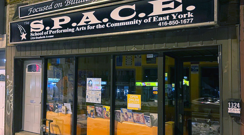 SPACE a Black-owned business