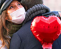 Valentine's Day with mask thumbnail