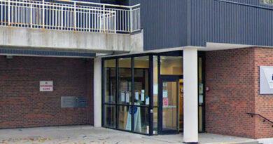 Dawes Road Library header