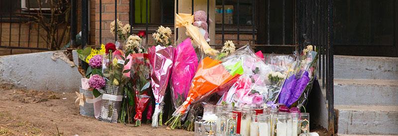 George Street memorial header