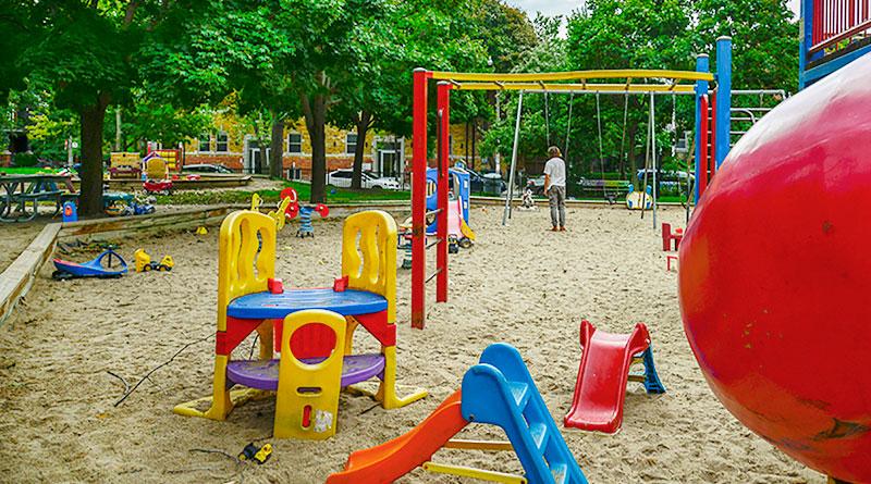 Healey Willan Park