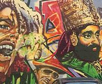 Little Jamaica mural thumbnail