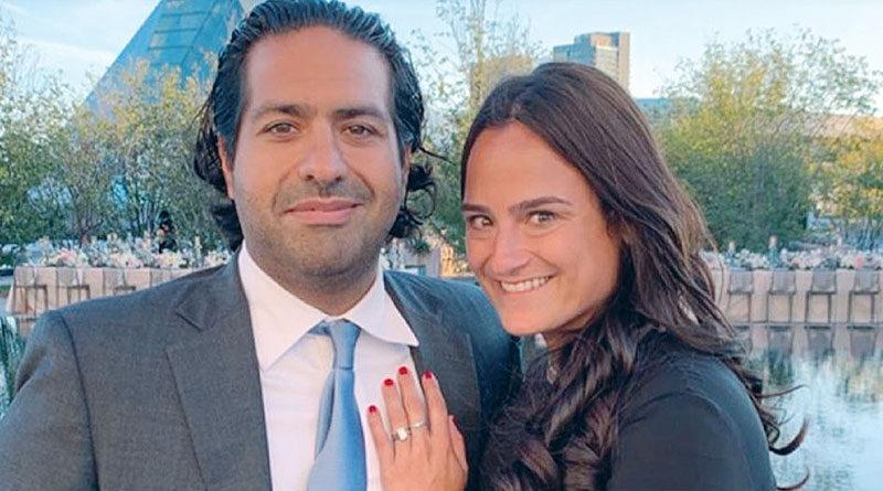 Moez and Marissa Kassam who donated to Michael Garron Hospital