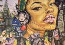 Reggae Lane mural header
