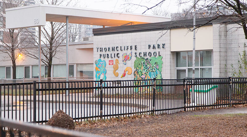 Thorncliffe Park school shut down