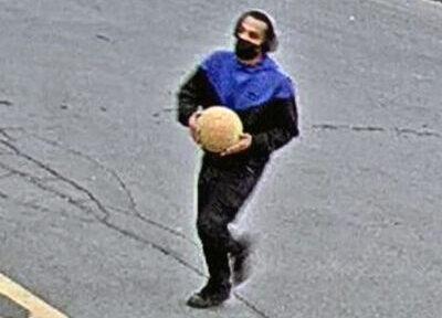 image released in criminal harassment case