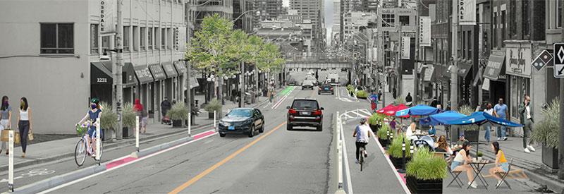 ActiveTO Yonge Street heder