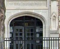 EAst York Collegiate thumbnail