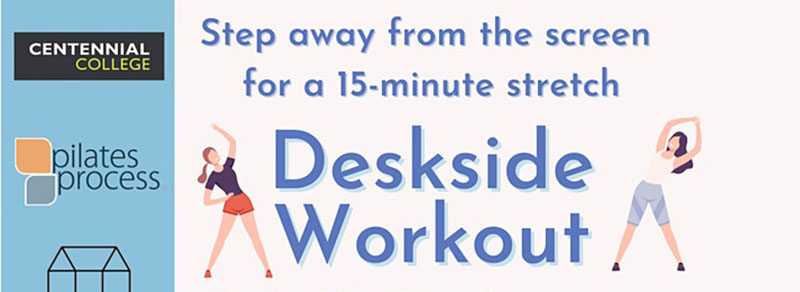deskside workout header
