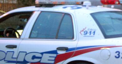 police car file photo