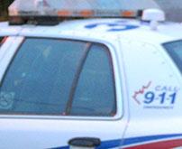 police car upclose thumbnail