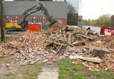4 Howard St. demolished to make way for 53-storey development