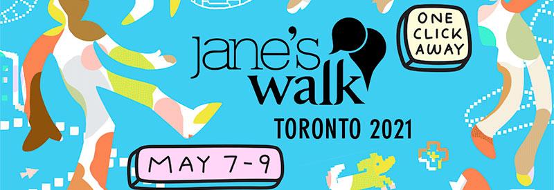 Jane's Walk header