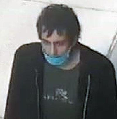 assault on St. Luke Lane police image