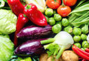 CAbb agetown Farmers' Market veggies