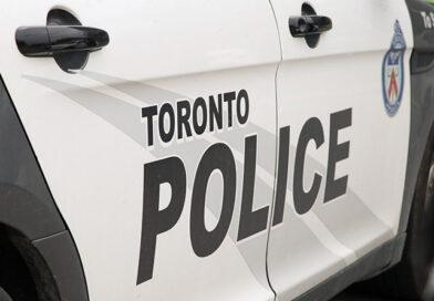 Police chase armed man after Mercedes stolen, cruiser struck