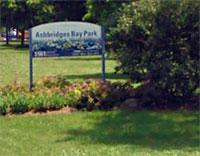 Ashbridges Bay Park entrance thumbnail