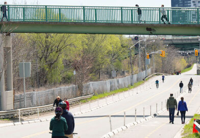 Bayview back on list of weekend road closures