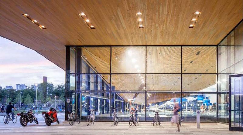 community centre rendering