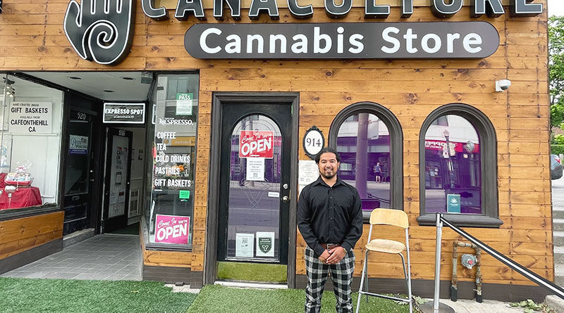 CanaCulture Cannabis Store