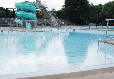 Outdoor pools opening today and next week — earlier than usual