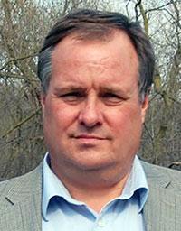 Stephen Ksiazek headshot