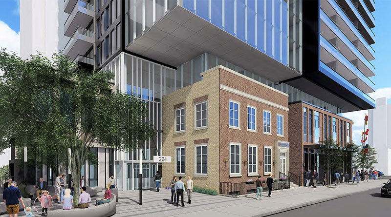 148 Avenue Road street level plan