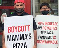 Mamma's Pizza picket thumbnail