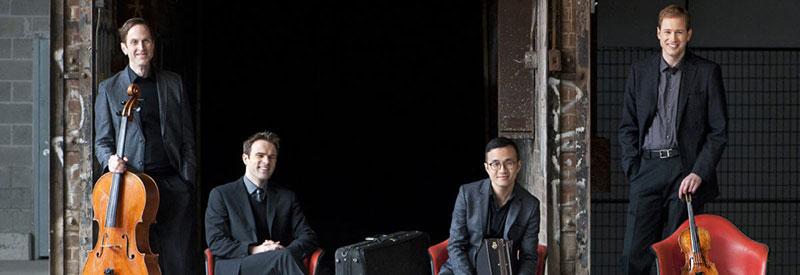 New Orford String Quartet header