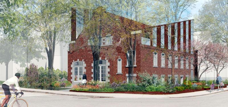 225 Brunswick Ave. artist's rendering