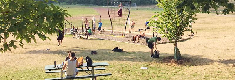 Riverdale Park recreation
