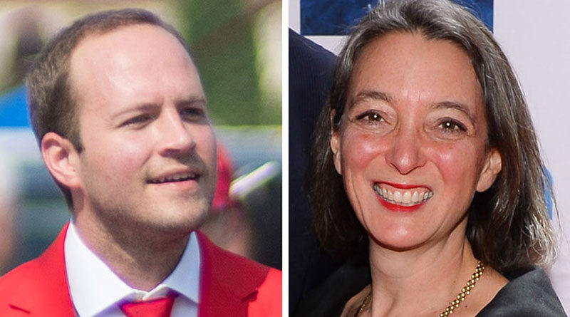 Toronto-Danforth and Beaches-East York election winners