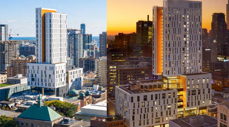 Daphne Cockwell Complex win Urban Design Award