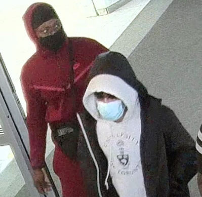 Yorkdale robbery suspects