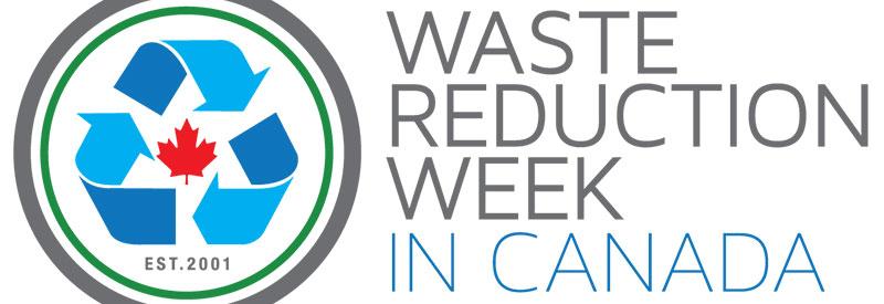 Waster Reduction Week logo